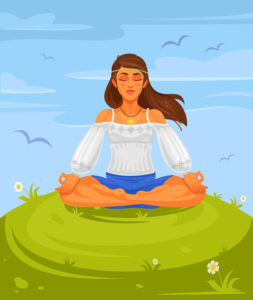 dreamstime_77930136 girl meditating