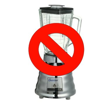 No Blender Icon