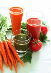 Raw Vegetable Juice
