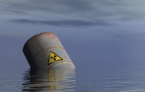 Radiactive Waste in Ocean