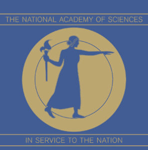 Matl. Academy of Science Logo