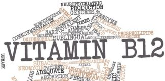 15997009 - word cloud for vitamin b12