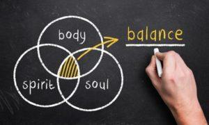 36454807 - balancing body, spirit & soul