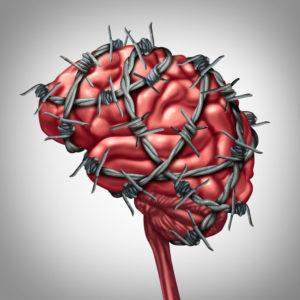 45261469 - brain pain