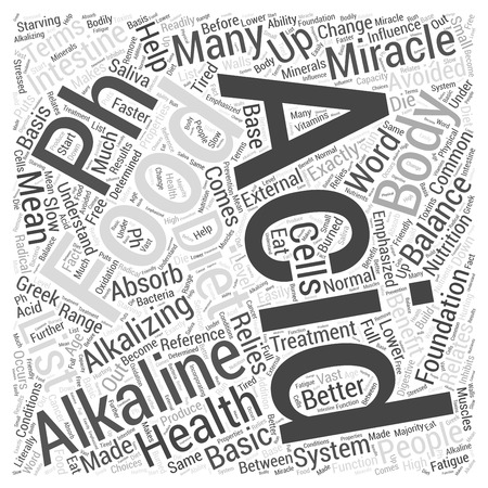 72410738 - acid alkaline balance