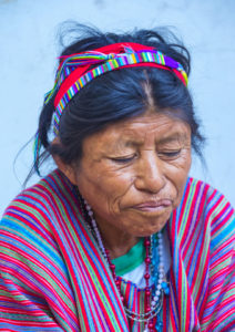 Hunza Woman