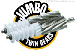 jumbo twin gears