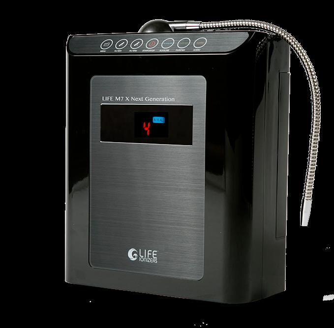 life m7x next generation water ionizer