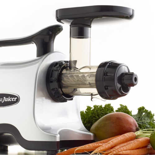 Omega TWN30S Twin Gear Juicer