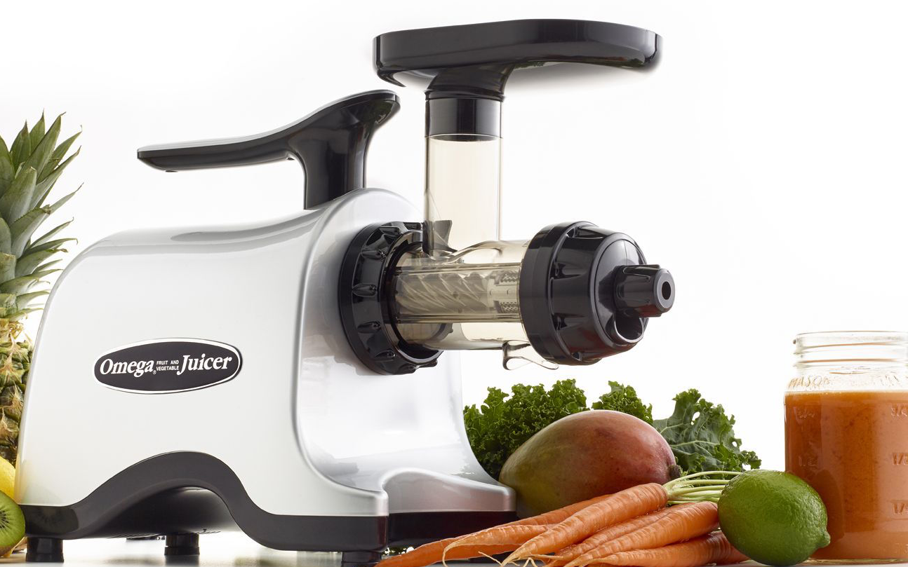 Slow Juicer Twin Gear : Omega TWN30S Twin Gear Juicer