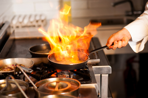 Toxins Created by Cooking