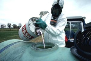 Monsanto Hazardous Pesticide