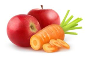 34725506 - carrot and apples