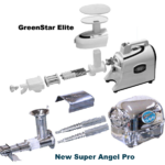 GreenStar vs. Super Angel Juicers