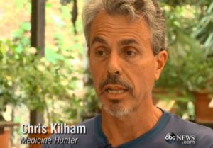 Chris Kilham on Medical Benefits of CBD Oil.