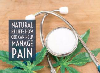 IrieCBD Pain Cover
